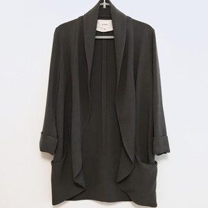 Wilfred Chevalier Grey Blazer Jacket 6